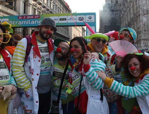 Stramilano 2019: i Dutur Claun scendono in pista
